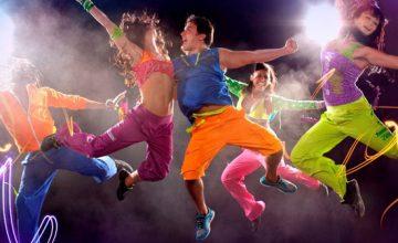 Zumba ® pimente la scene fitness avec la zumba®  step !