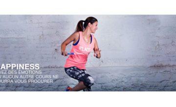 Pourquoi R'Lace introduit une corde dans le fitness