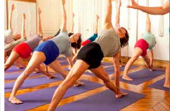 Quand reebok se met au yoga…