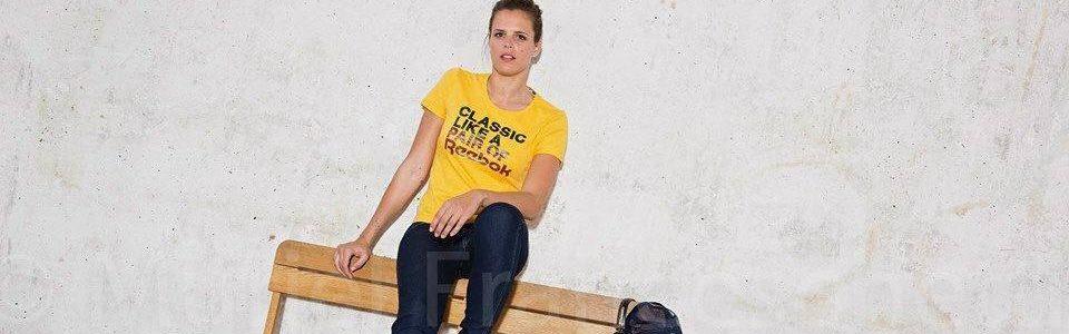 Reebok ! La Parisienne, Laure Manoudou & le fitness…