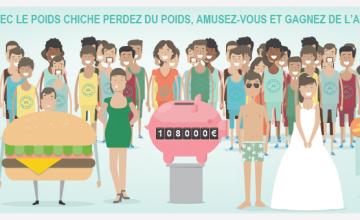 Le Poids Chiche, la jeune Start-up Française qui markete votre régime