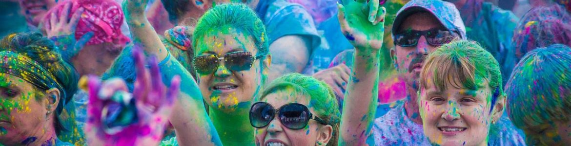 Run or Dye… La course aux mille couleurs débarque en France…