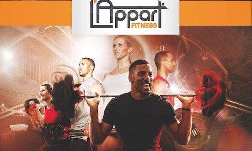 L'APPART FITNESS – Chic & cosy