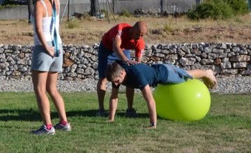 Cayambe-Sports, du Fitness en plein air au Sport Outdoor!