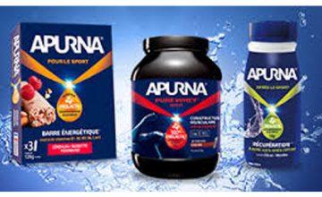 Améliorer son potentiel musculaire avec la gamme Force d'Apurna®!