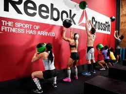Reebok crossfit et le fitness devient un sport !