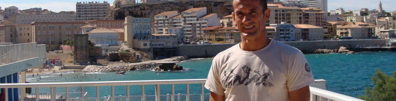 Patrick L'Hopitalier, Préparateur Physique du Cercle des Nageurs Marseillais et de l'équipe de France