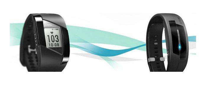 Epson Pulsense, des bracelets connectés dernière génération !