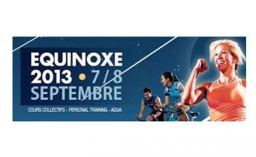Les mills / convention equinoxe 2013 : le rendez-vous de la rentree !