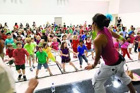 L'importance du fitness pour nos enfants !