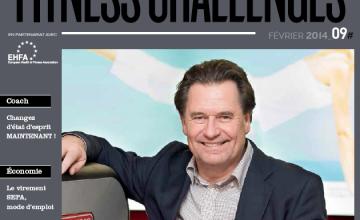 Peter Franklin : Le fitness, de l'Asie à la Côte d'Azur