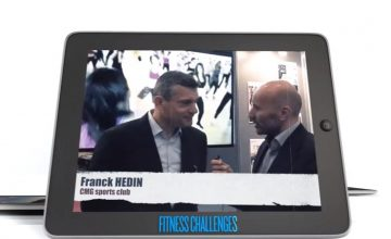 Interview de Franck Hedin, directeur du CMG Sports Club (ex Club Med Gym)