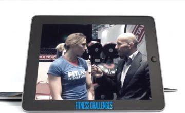 Le BoxMaster (Star Trac) révolutionne l'entraînement cardio boxe dans les clubs