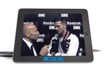 Alexis Vastine le boxeur est le nouvel ambassadeur Reebok pour le le Fitness !