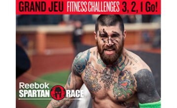 Grand jeu fitness challenges 3,2,1 go!