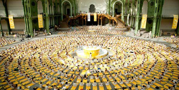Lolë et le yoga se développe en France et en Europe…