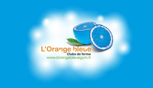 Le nouveau spot tv de l'orange bleue !