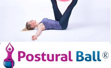 Postural Ball, une nouvelle façon d'utiliser le swiss ball