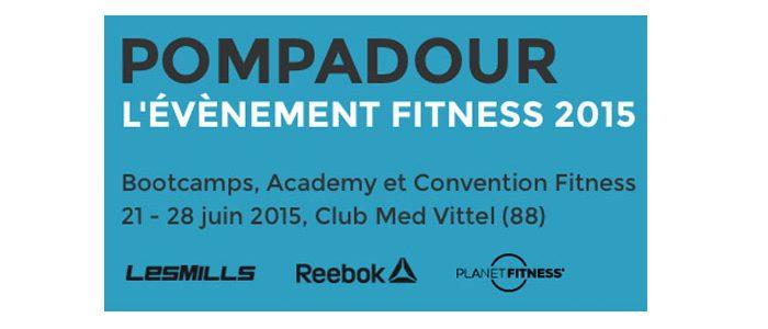 Les célèbres séjours sportifs POMPADOUR arrivent au Club Med VITTEL !