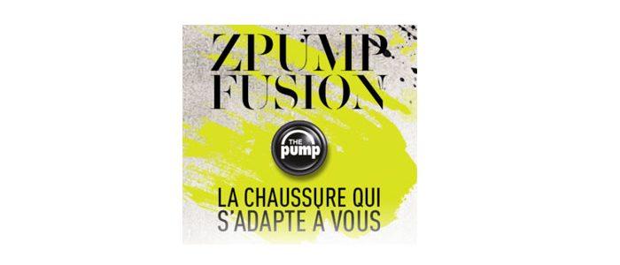 La Reebok ZPUMP FUSION révolutionne le running !