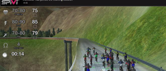 SPIVI ! Le biking 2.0…