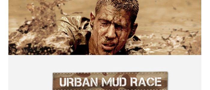 Urban Mud Race… La première course d'obstacles militaire !