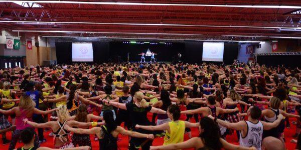 Le créateur de la zumba, Beto PEREZ et le rappeur Keblack ont électrisé le salon mondial body fitness 2017