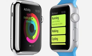 Apple synchronise leurs montres avec le matériel de sport