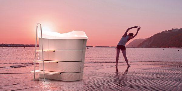 Nouvel AquaFit Easy: aquabike en cabine pour les clubs!