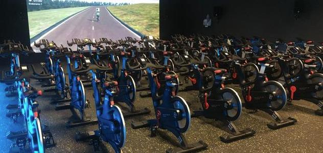 SPIVI équipe le club KONA indoor biking Toulouse !