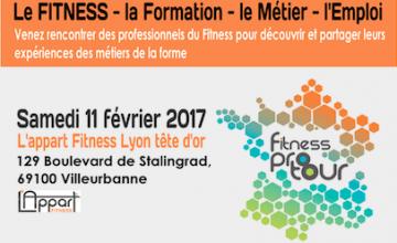 Fitness Pro Tour : Lyon, 11 Février 2017