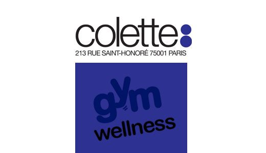 Colette… la boutique fashion fait sa gym !