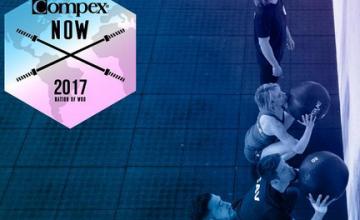 La première compétition internationale de CrossFit sponsorisée par Compex