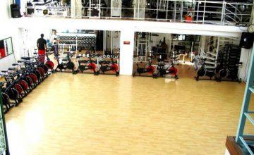 Très belle salle de sport refaite à neuf. a voir absolument!