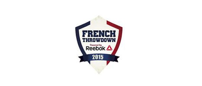 Podium du French Throwdown… Le meilleur du Crossfit !