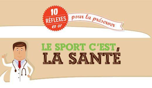 Le sport c'est la santé : campagne nationale de la jeunesse & sport…
