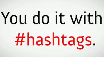 Le Hashtag, l'outil magique d'une communauté digitale, bienvenue au #FitnessFriday