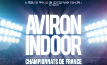 Concept 2 : open de france 2013 d'aviron indoor !!