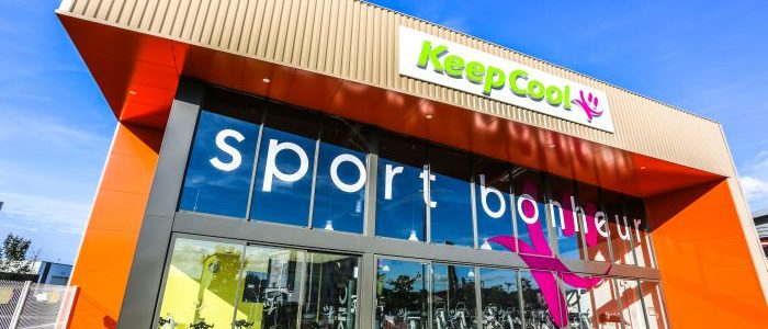 KEEP COOL – Le sport bonheur