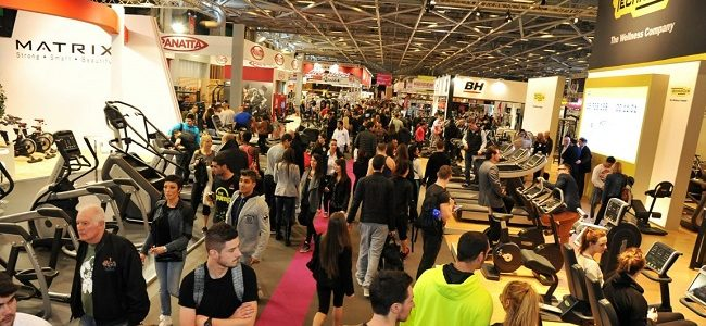 Salon mondial BODY FITNESS 2016 « énorme et sec* »