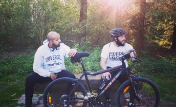 LES MILLS – ONE TRIP : un duo traverse la France à vélo pour donner des cours de fitness