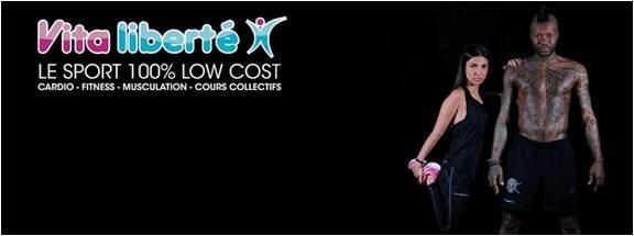 VITA LIBERTÉ – Le sport 100% low cost