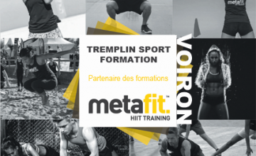 METAFIT au Salon Body Fitness 2017 de Paris