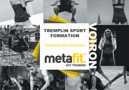 METAFIT au Salon Body Fitness 2017 de Paris