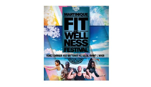 Le martinique fitness & wellness festival du 08 au 11 novembre !