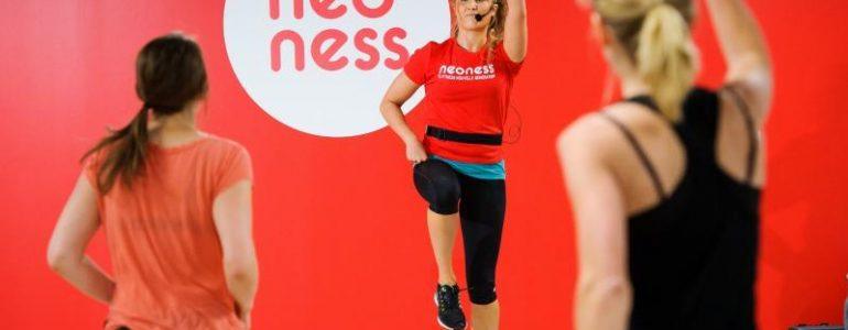 Neoness: le fitness nouvelle génération!