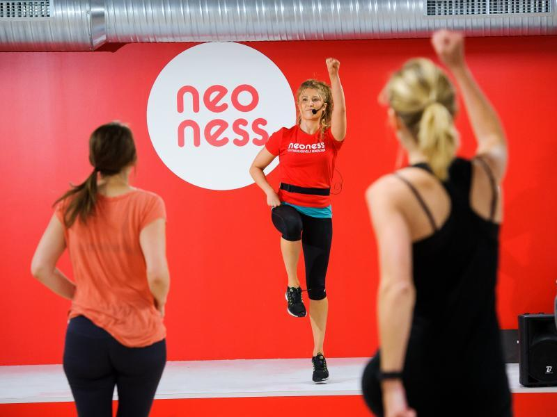 Neoness Le Fitness Nouvelle G 233 N 233 Ration Fitness