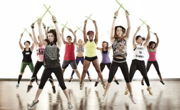 Le Pound : le nouveau cours collectif, rockstar du fitness…
