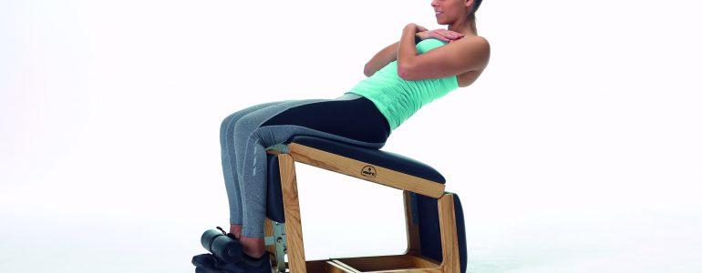 NOHrD lance le Tria Trainer, le nouveau banc musculation design 3 en 1