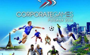 Participez aux Corporates Games, team building garanti!